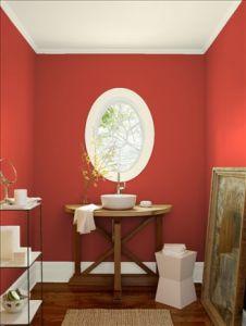 wdsベンジャミンムーア レッド Ravishing red_2008-10