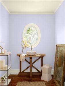 wdsベンジャミンムーア パープル lavender ice_2069-60